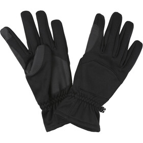 Regatta Softshell Gloves Men, black